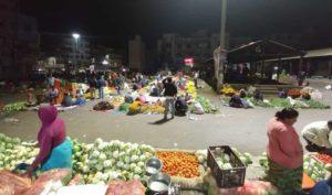 Vegetables market in kharadi pune