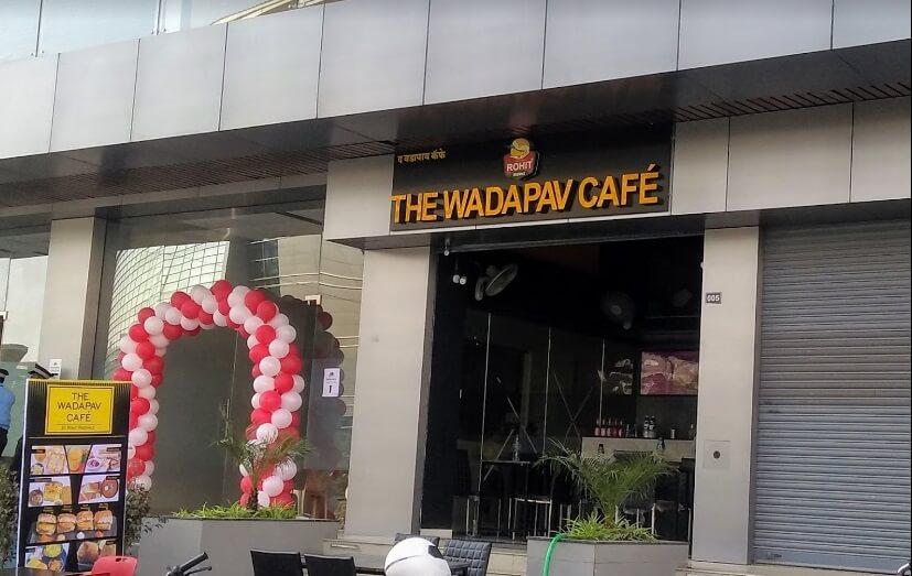 The Wadapav Cafe - GLOBAL BUSINESS HUB