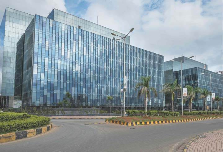 world trade center kharadi