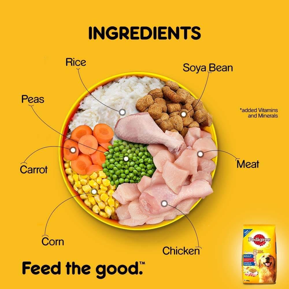 pets food online for dog Pedigree
