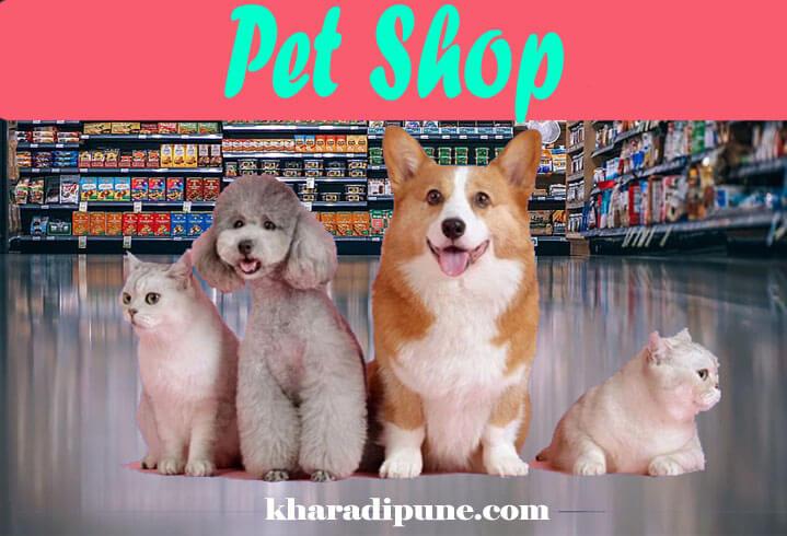 Pet Shops In Kharadi