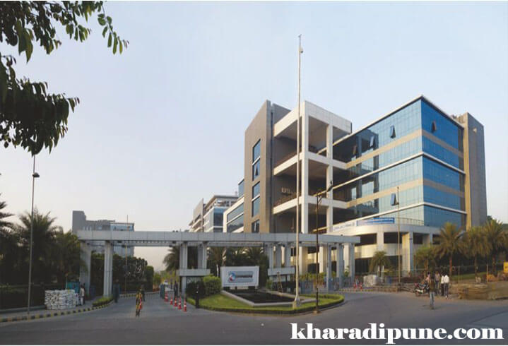 companies in commerzone pune