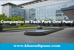 Companies In Tech Park One Pune
