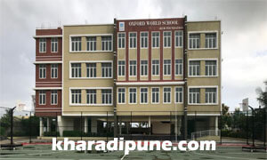 Oxford World School kharadi