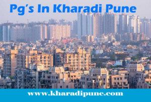 Pg In Kharadi Pune