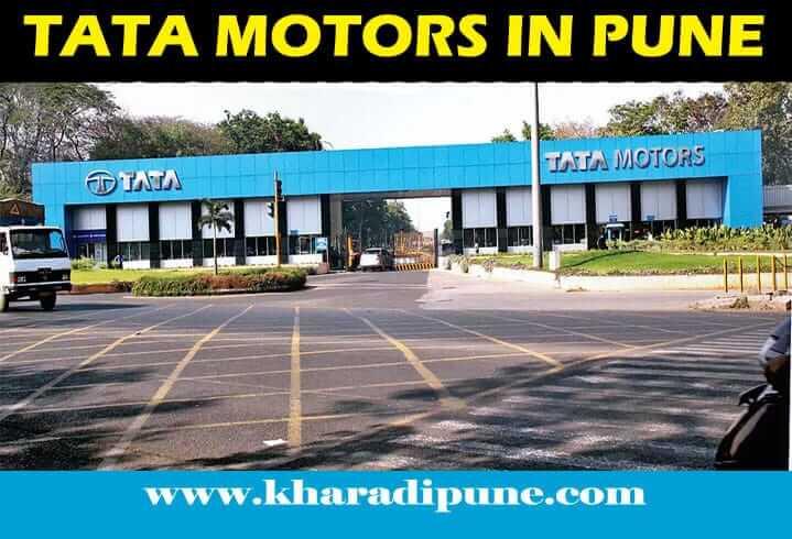 Tata Motors In pune