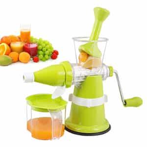 Floraware Modern manual Fruit & Vegetable Juicer