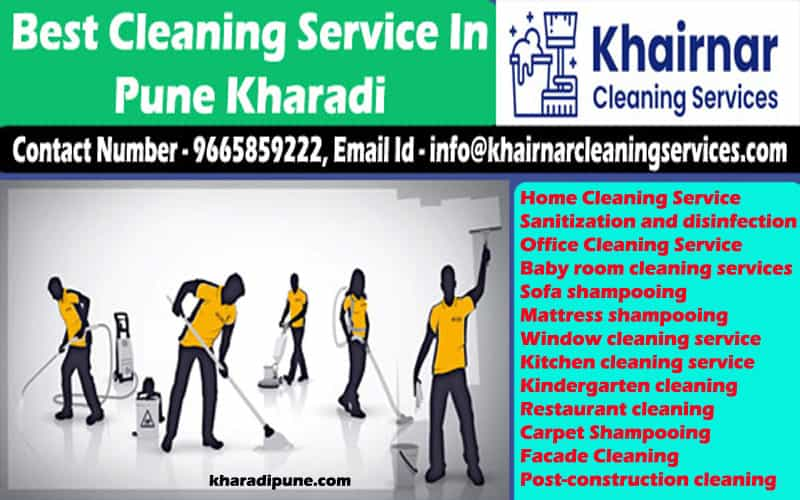 best office and home cleaning service in Pune Kharadi