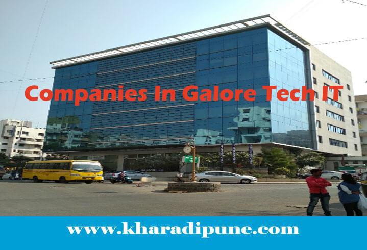 Companies In Galore Tech IT Park Bavdhan Pune