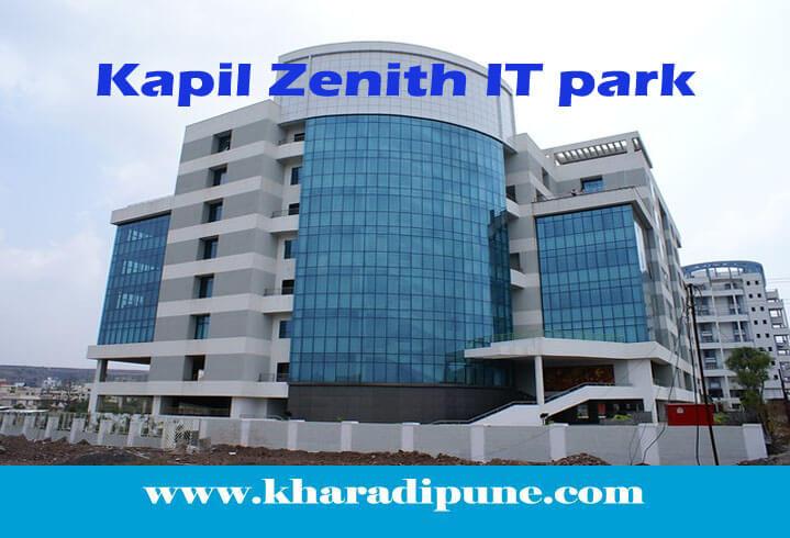 IT Companies In Kapil Zenith IT park Bavdhan