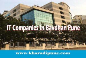 List of It Companies In Bavdhan