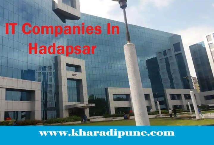 IT Companies In Hadapsar
