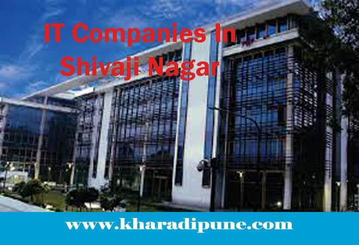 IT Companies In Shivaji Nagar