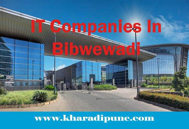IT companies in Bibwewadi