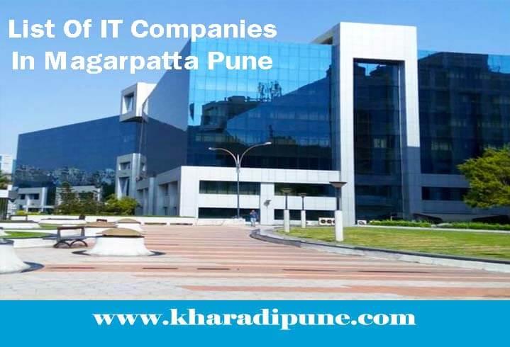 List Of IT Companies In Magarpatta Pune