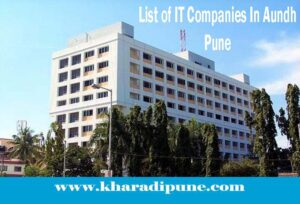 List of IT Companies In Aundh