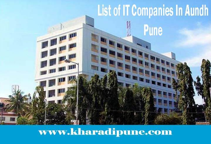 List of IT Companies In Aundh Pune