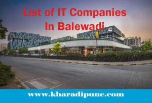 List of IT Companies In Balewadi