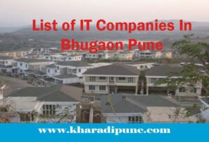 List of IT Companies In Bhugaon Pune